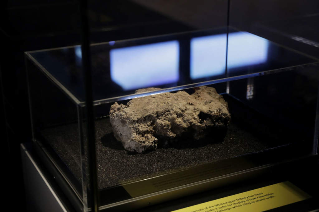 Fatberg-museum-display-
