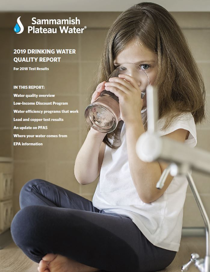 2019 Annual Driniking Water Quality Report